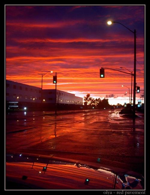red_pavement