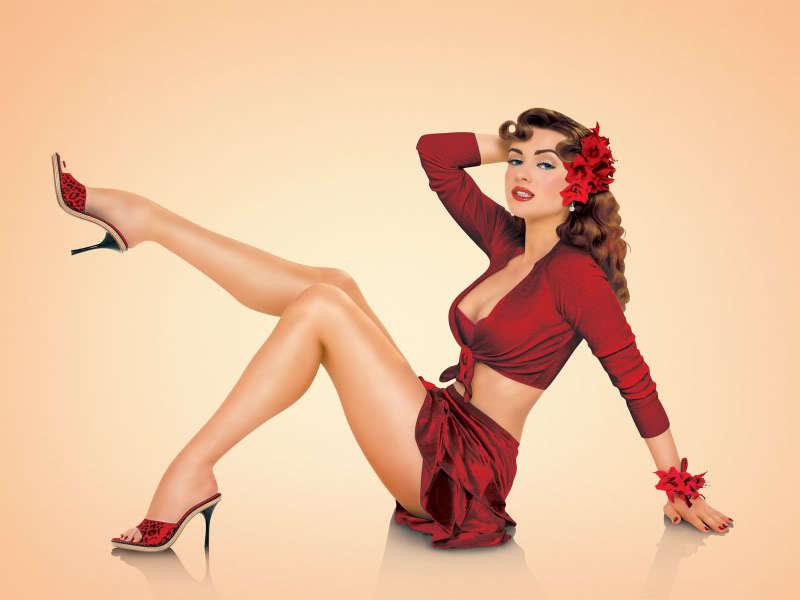 Hot sexy girl desktop wallpaper