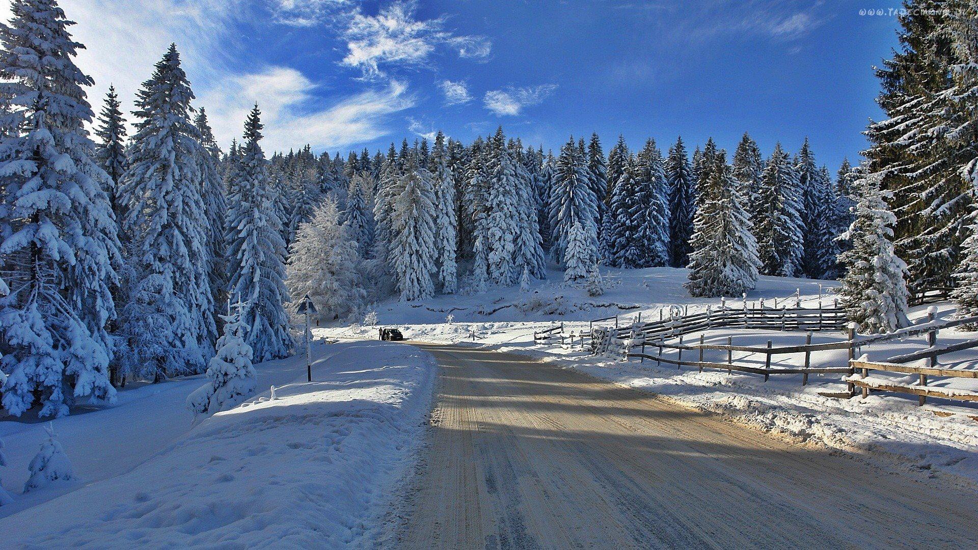 мобильности зимний пейзаж фото высокого разрешения перегону, где произошел