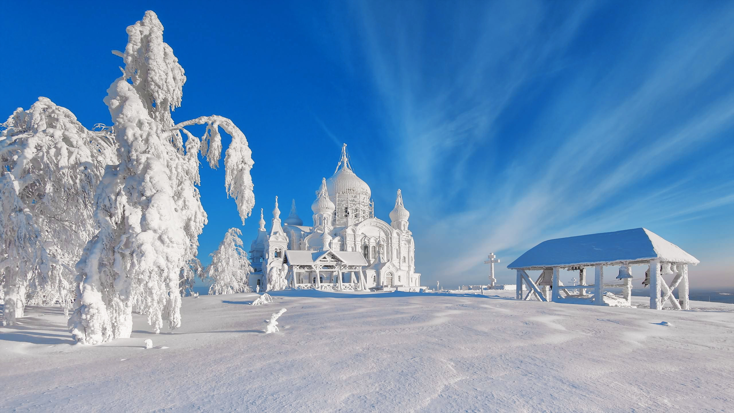 Фото сайт зима в россии