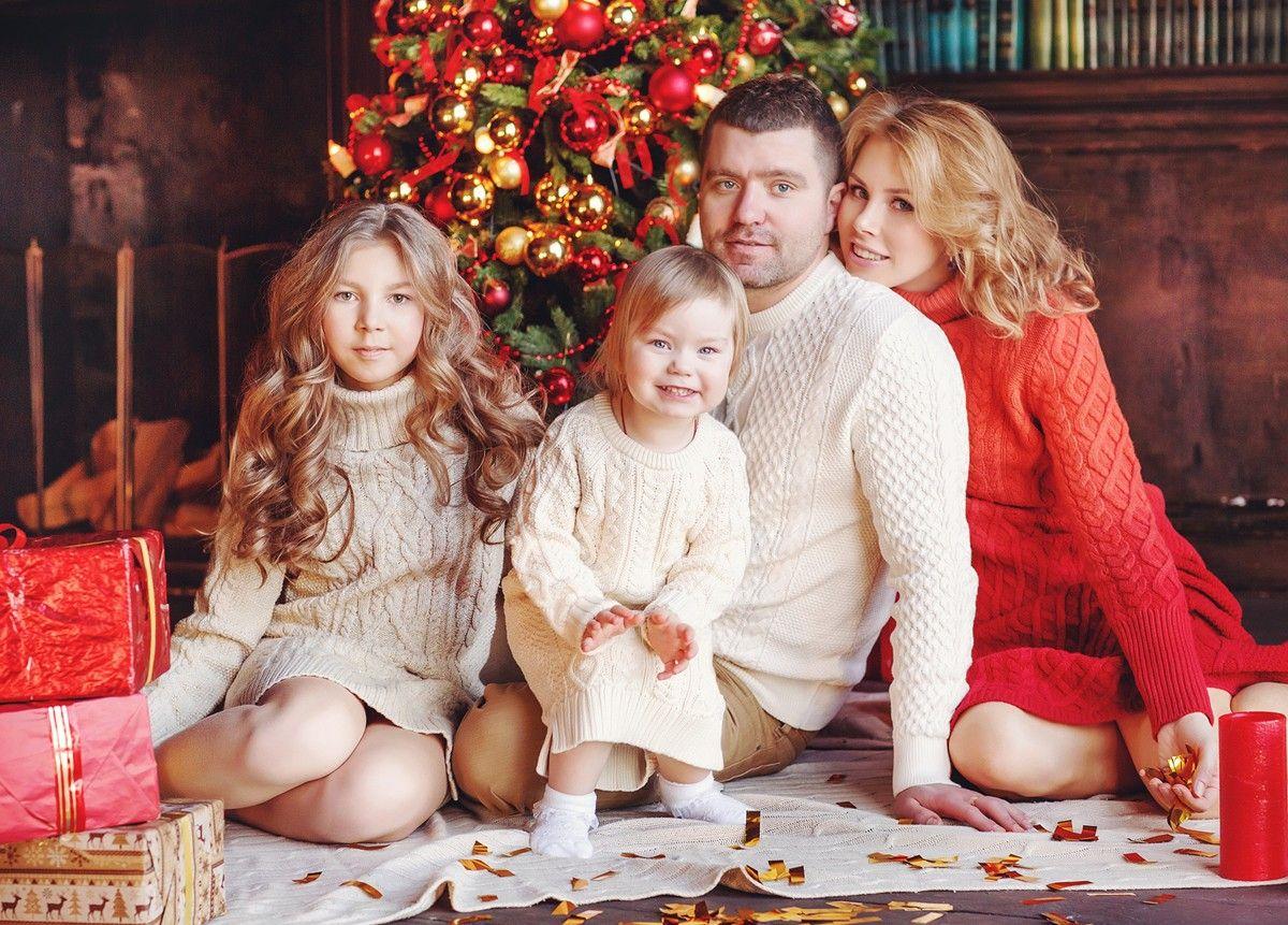 как поставить семью на фотосессию пошагово